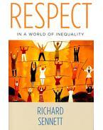 Respect - Sennett, Richard
