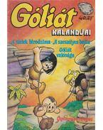 Góliát kalandjai 1987/7. - Sequence