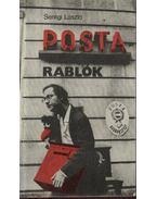 Postarablók - Seregi László