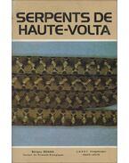Serpents de Haute-Volta
