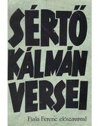 Sértő Kálmán versei