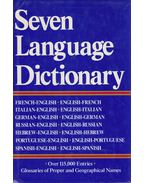 Seven Language Dictionary