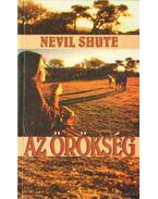 Az örökség - Shute,Nevil