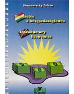 Bevezetés a közgazdaságtanba / Introductory Economics - Simanovszky Zoltán