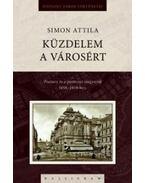 Küzdelem a városért - Pozsony és a pozsonyi magyarság 1938-1939-ben - Simon Attila