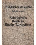 Zsidókérdés Kelet- és Közép-Európában - Simon Róbert