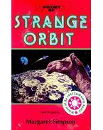 Strange Orbit - Simpson, Margaret