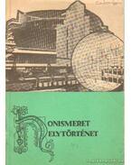 Honismeret - helytörténet 1974. - Sipos Péter