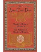 Sherlock Holmes emlékiratai - The Memoirs of Sherlock Holmes - Sir Arthur Conan Doyle