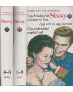 Sissy 1-3, 4-6. kötet