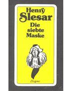 Die siebte Maske - Slesar, Henry