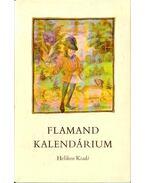 Flamand kalendárium - Soltész Zoltánné