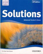 Solutions Advanced - Student's Book + Workbook with audio CD