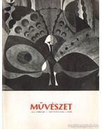 Művészet 1972. február XIII.évf. 2. szám - Solymár József