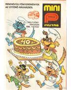 Mini Pajtás 1986. tavasz - Somos Ágnes
