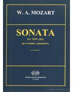 Sonata per tromba e pianoforte KV 293b (302) (trombita és zongora)