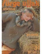 Fürge Ujjak 1995. 11. szám - Soós Éva (szerk.)