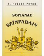 Sopianae színpadain (dedikált)