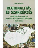 Regionalitás és szakképzés - Sós Tamás