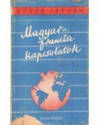 Magyar francia kapcsolatok - Sőtér István