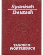 Spanisch-Deutsch Taschenwörterbuch