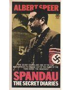 Spandau the Secret Diaries - Speer, Albert