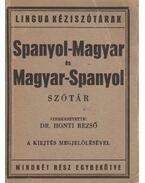 Spanyol-magyar és magyar-spanyol szótár
