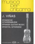 Spanyol gitárzene