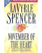 November of the Heart - Spencer, LaVyrle