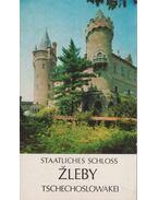 Staatliches Schloss Zleby