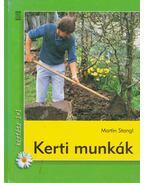 Kerti munkák - Stangl, Martin