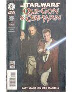 Star Wars: Qui-Gon & Obi-Wan - Last Stand on Ord Mantell 1.