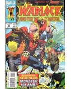 Warlock and the Infinity Watch Vol. 1. No. 26 - Starlin, Jim, Grindberg, Tom