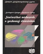 Statisztikai módszerek a gazdasági elemzésben II. kötet