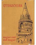 Magyar-cseh cseh-magyar útiszótár - Stelczer Árpád