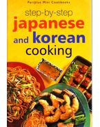 Step-by-Step Japanese and Korean Cooking