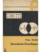 Stereofonie-Grundlagen - Hoeg, Wolfgang, Steinke, Gerhard