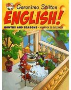 English! Months and Seasons - Hónapok és évszakok - Stilton, Geronimo