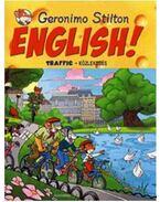 English! Traffic - Közlekedés - Stilton, Geronimo