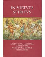 In virtute spiritus - Stirling János