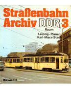 Straßenbahn Archiv DDR 3
