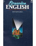 Streamline English Departures