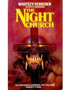 The Night Church - Strieber,Whitley