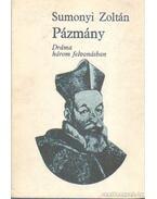 Pázmány - Sumonyi Zoltán