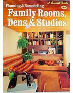 Family Rooms, Dens & Studios