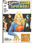 Supergirl and the Legion of Super-Heroes 18.