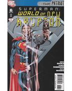 Superman: World of New Krypton 6.