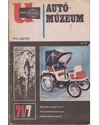 Autómúzeum 71/7 - Surányi Éva