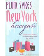 New York hercegnői - Sykes, Plum