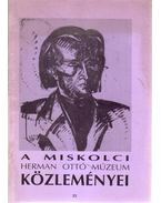 A miskolci Herman Ottó Múzeum közleményei 25 - Szabadfalvi József, Viga Gyula